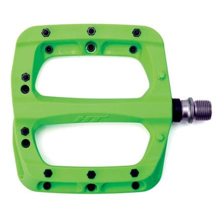 PA03A Pedals - Green